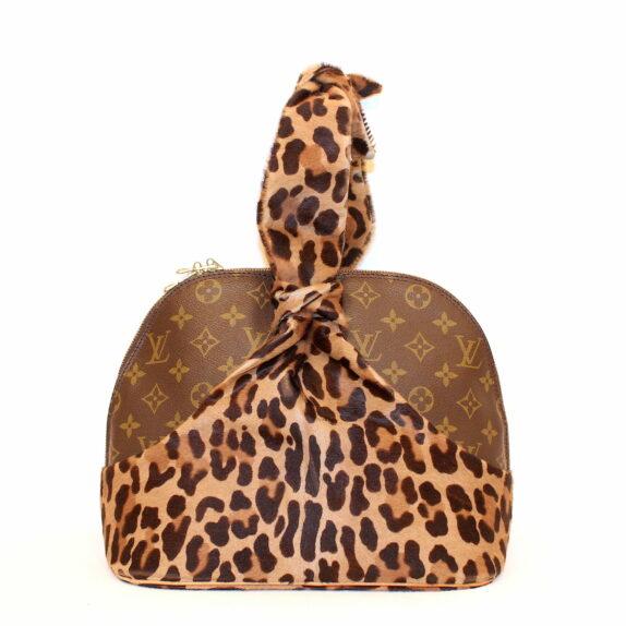Louis Vuitton Tasche Alaia Echtfell
