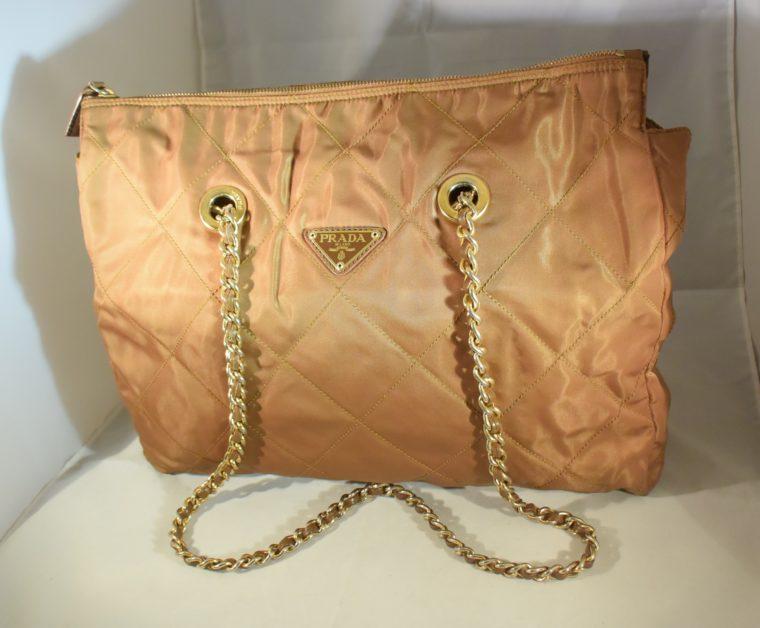 Prada Tasche Nylon beige-9028