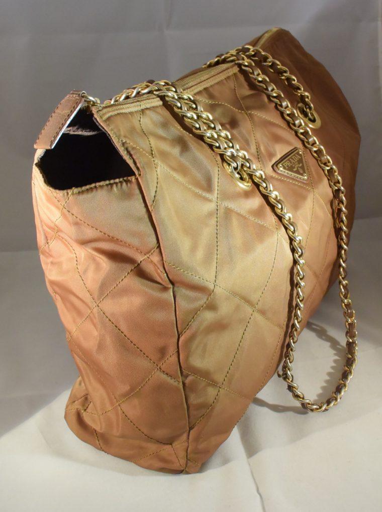 Prada Tasche Nylon beige-9032