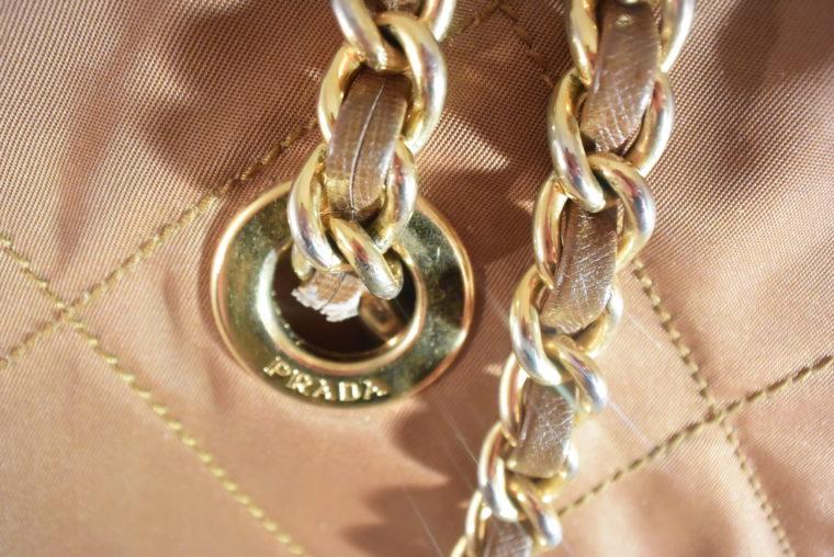 Prada Tasche Nylon beige-9034