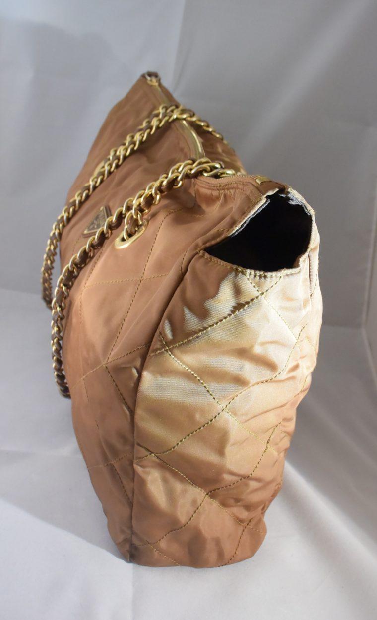 Prada Tasche Nylon beige-9033