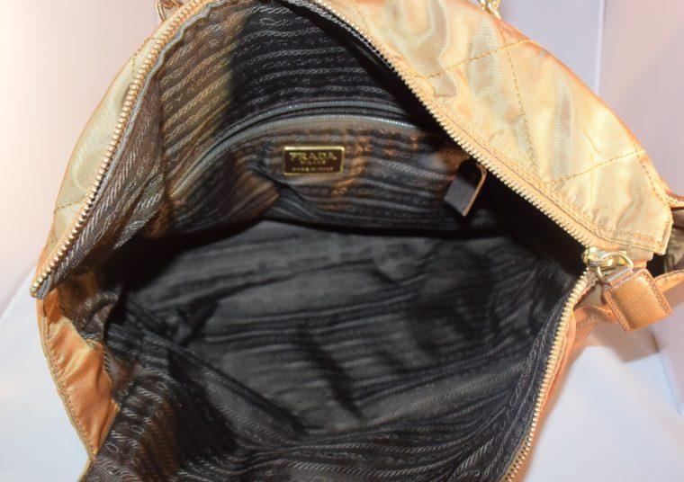 Prada Tasche Nylon beige-9040