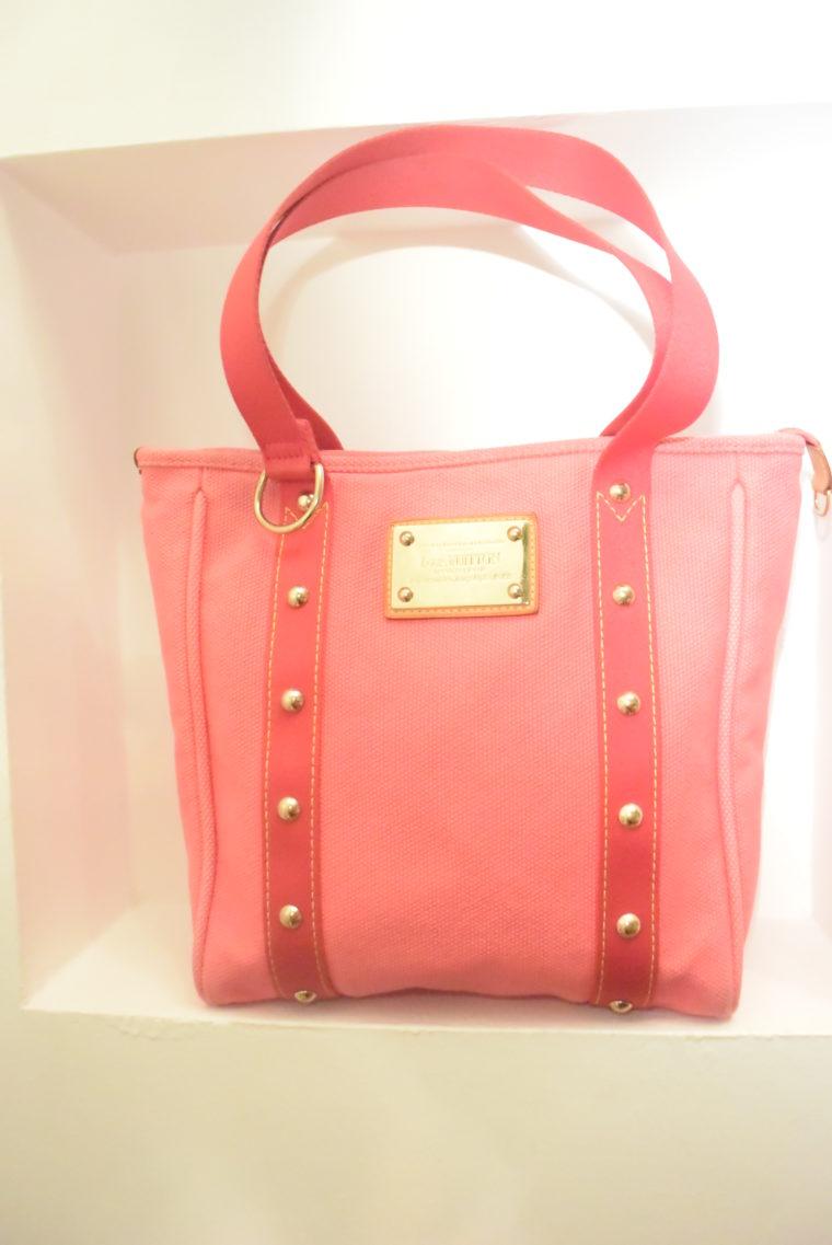 Louis Vuitton Tasche Cabas MM pink-9095