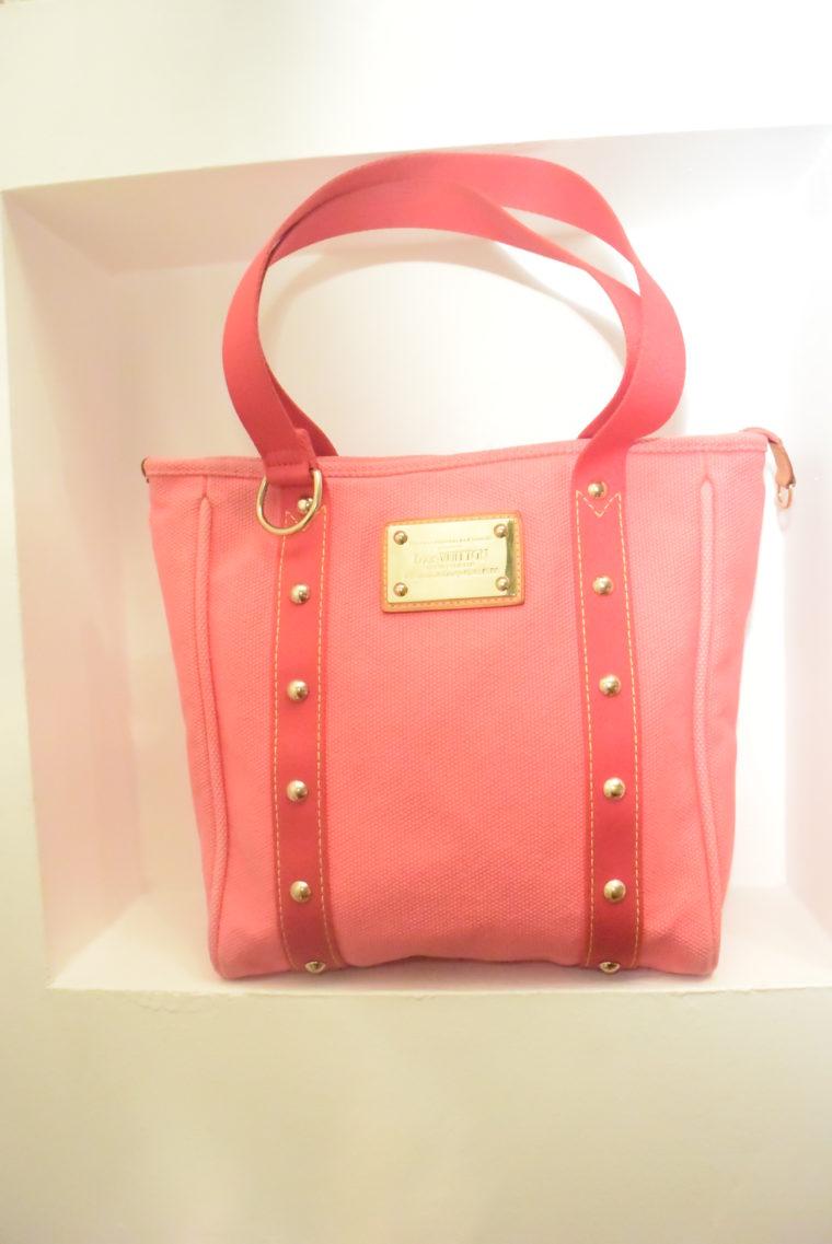 Louis Vuitton Tasche Cabas MM pink-9094