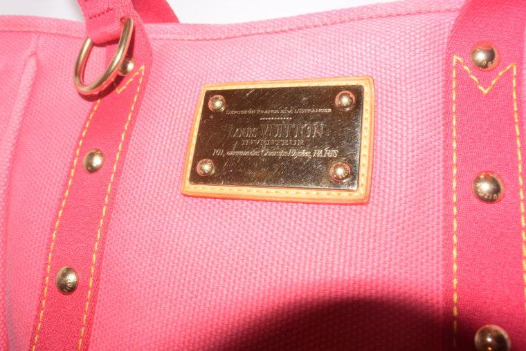 Louis Vuitton Tasche Cabas MM pink-9096