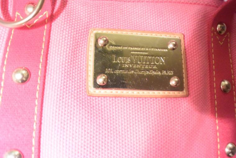 Louis Vuitton Tasche Cabas MM pink-9090