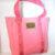 Louis Vuitton Tasche Cabas MM pink