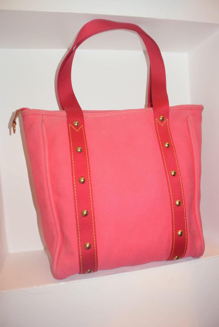 Louis Vuitton Tasche Cabas MM pink-9100