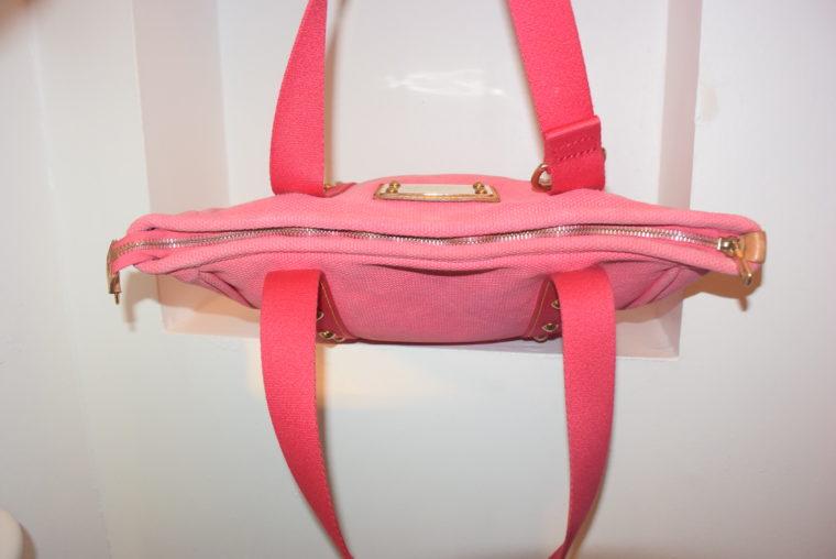 Louis Vuitton Tasche Cabas MM pink-9098