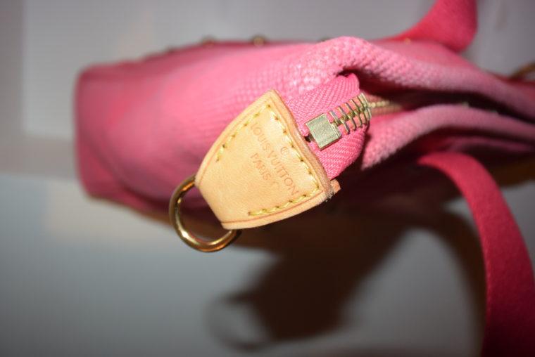 Louis Vuitton Tasche Cabas MM pink-9097