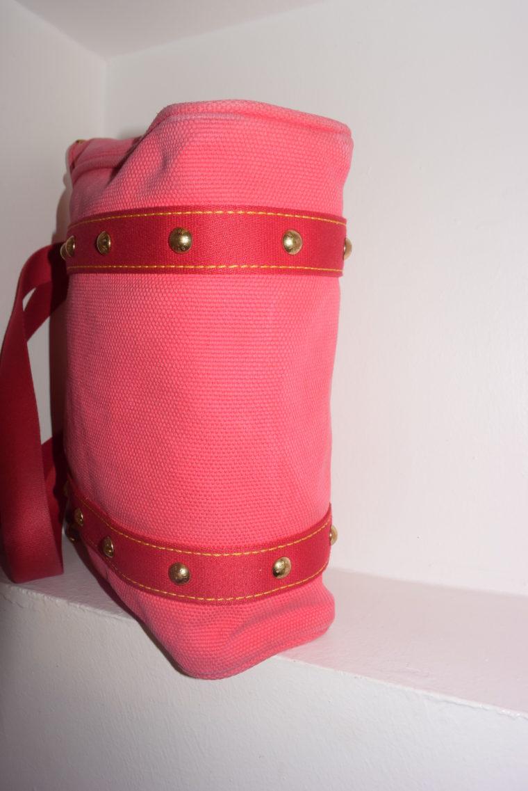 Louis Vuitton Tasche Cabas MM pink-9103