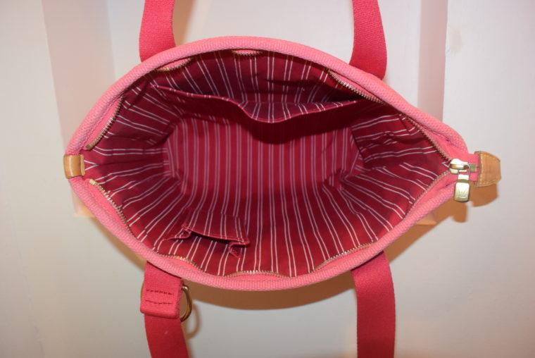 Louis Vuitton Tasche Cabas MM pink-9102