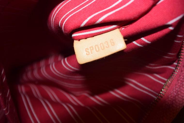 Louis Vuitton Tasche Cabas MM pink-9101