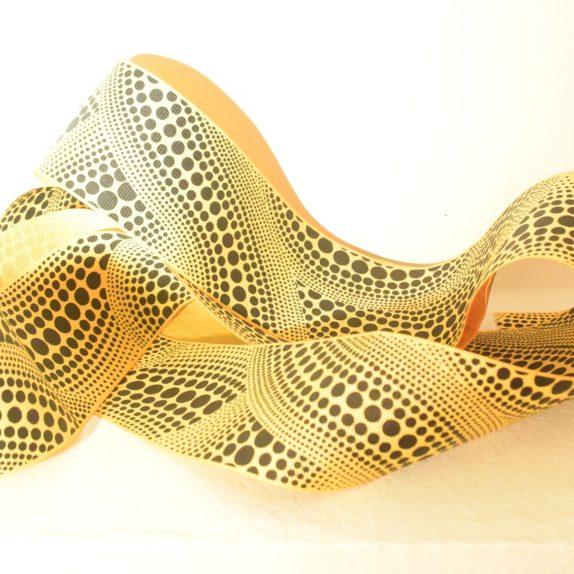 Louis Vuitton Tuch Bandana gelb Kusama