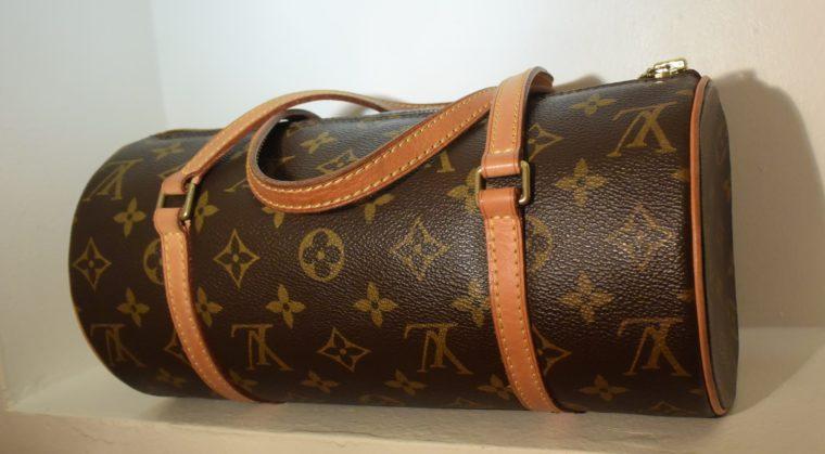 Louis Vuitton Tasche Papillon 26 Maonogram Canvas-9775