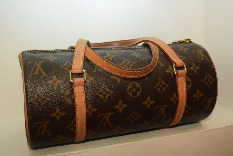 Louis Vuitton Tasche Papillon 26 Maonogram Canvas-9772