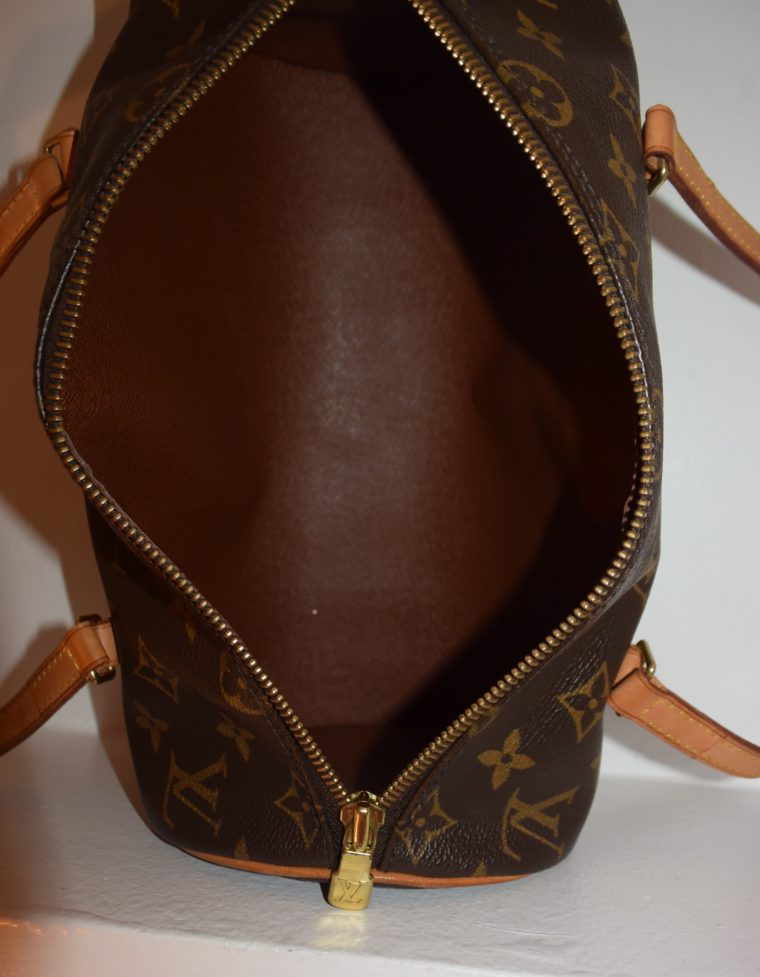 Louis Vuitton Tasche Papillon 26 Maonogram Canvas-9776