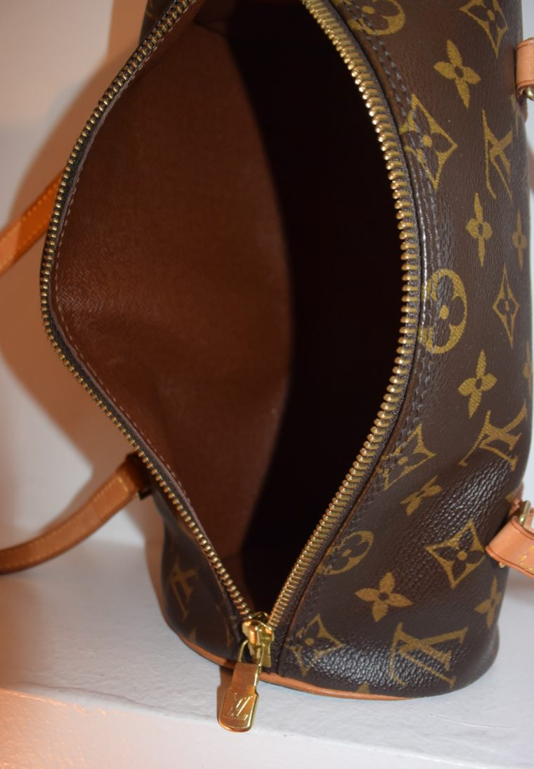 Louis Vuitton Tasche Papillon 26 Maonogram Canvas-9771