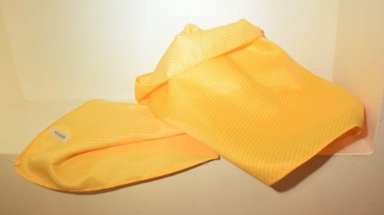 Tommy Hilfiger Tuch gelb Taschentuch Bandana-9789