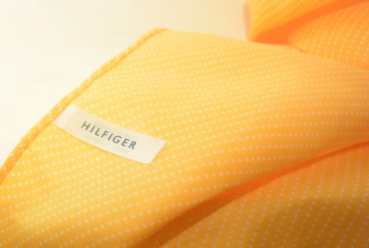 Tommy Hilfiger Tuch gelb Taschentuch Bandana-9787