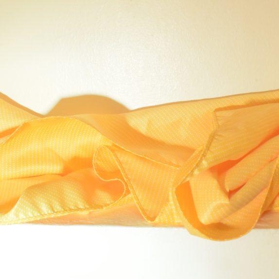 Tommy Hilfiger Tuch gelb Taschentuch Bandana