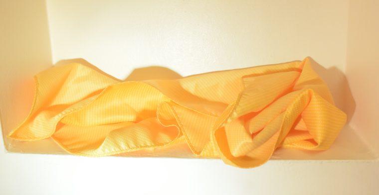 Tommy Hilfiger Tuch gelb Taschentuch Bandana-0