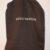 Louis Vuitton Kleidersack braun Stoff lang