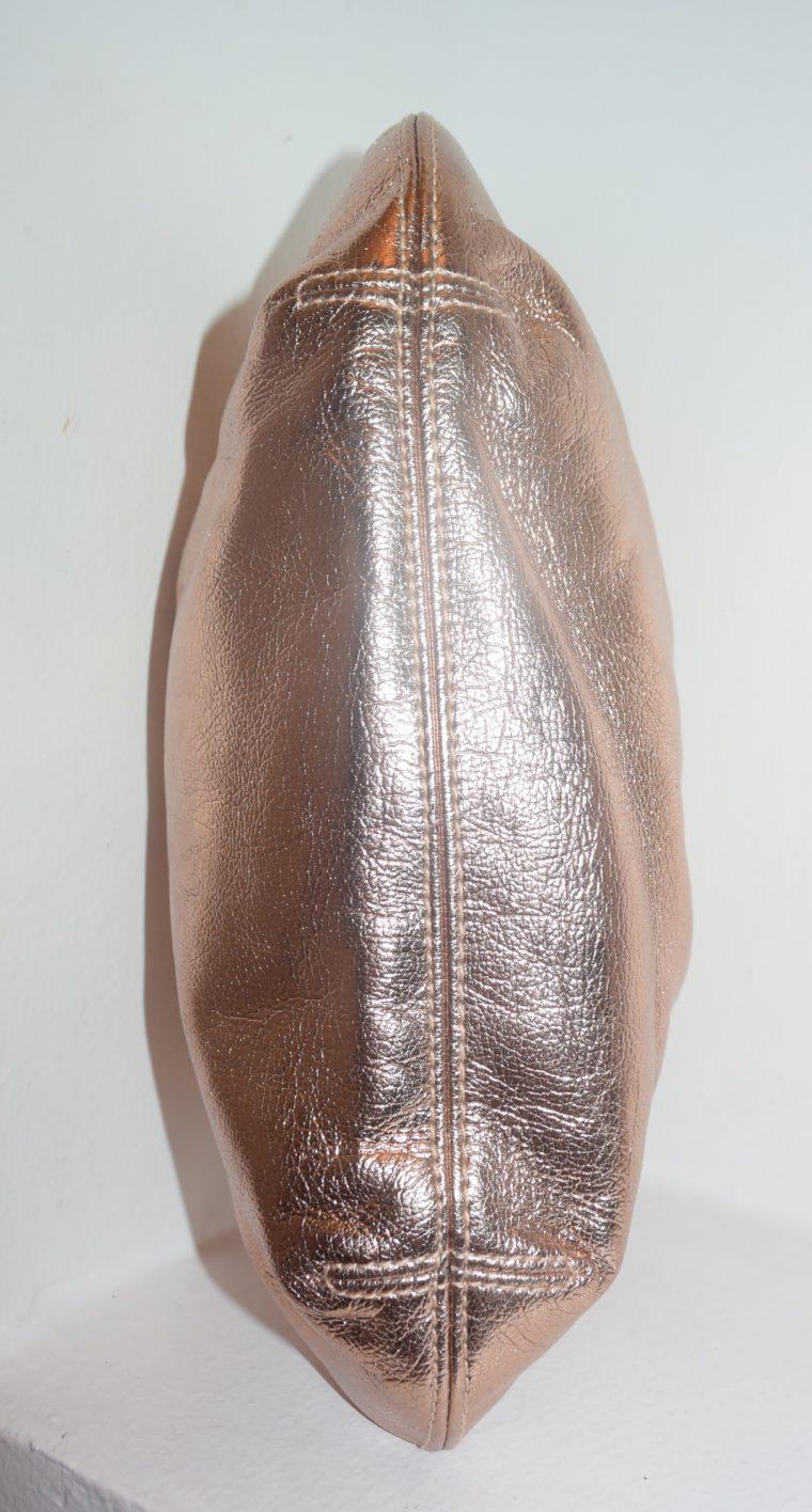 Jean Paul Gaultier Tasche Clutsch bronze-10376