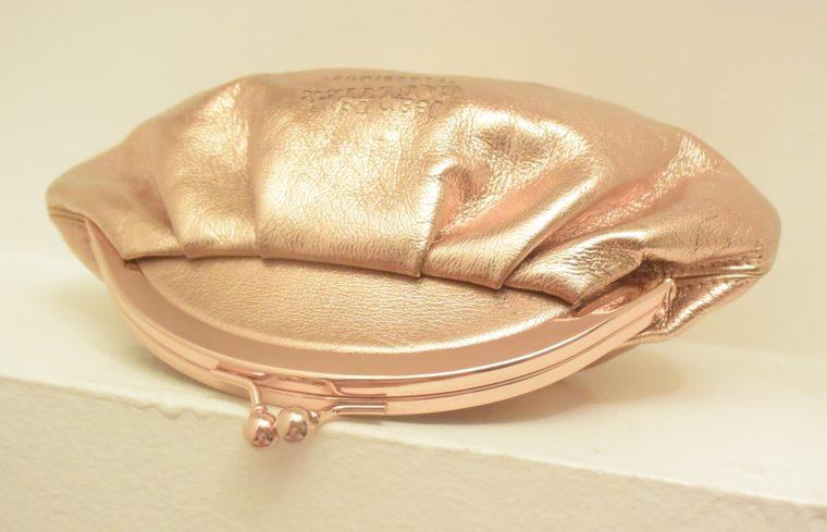 Jean Paul Gaultier Tasche Clutsch bronze-10385