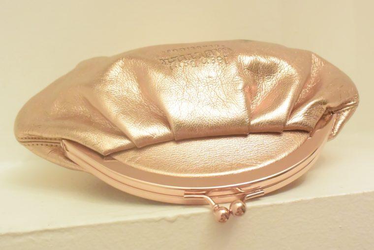Jean Paul Gaultier Tasche Clutsch bronze-10384
