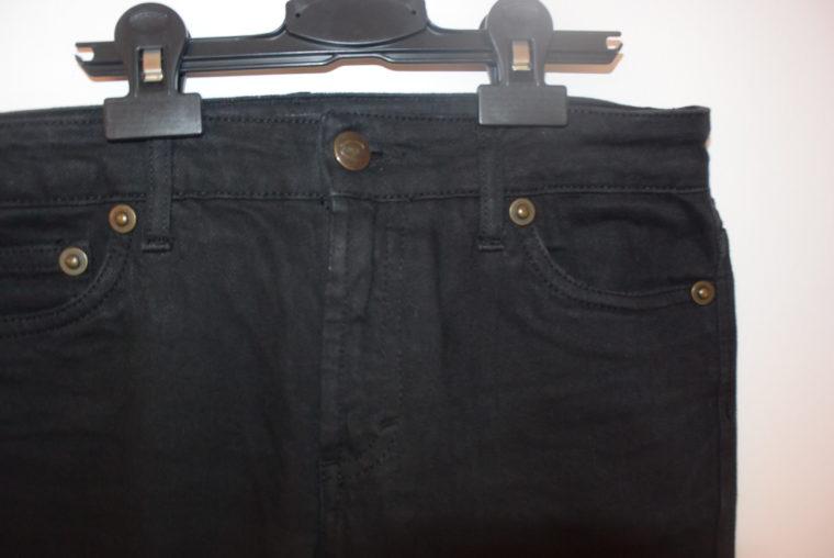 Cavalli Hose Jeans schwarz 27-10868