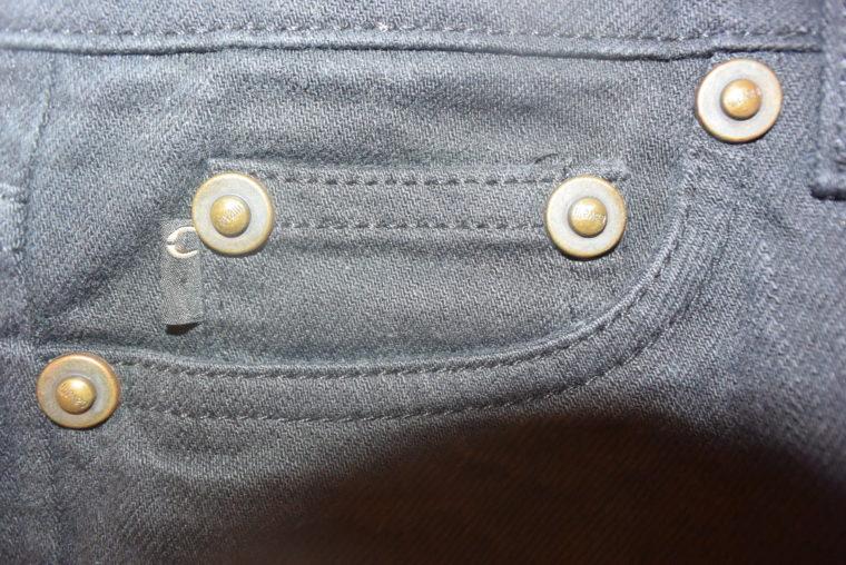 Cavalli Hose Jeans schwarz 27-10870