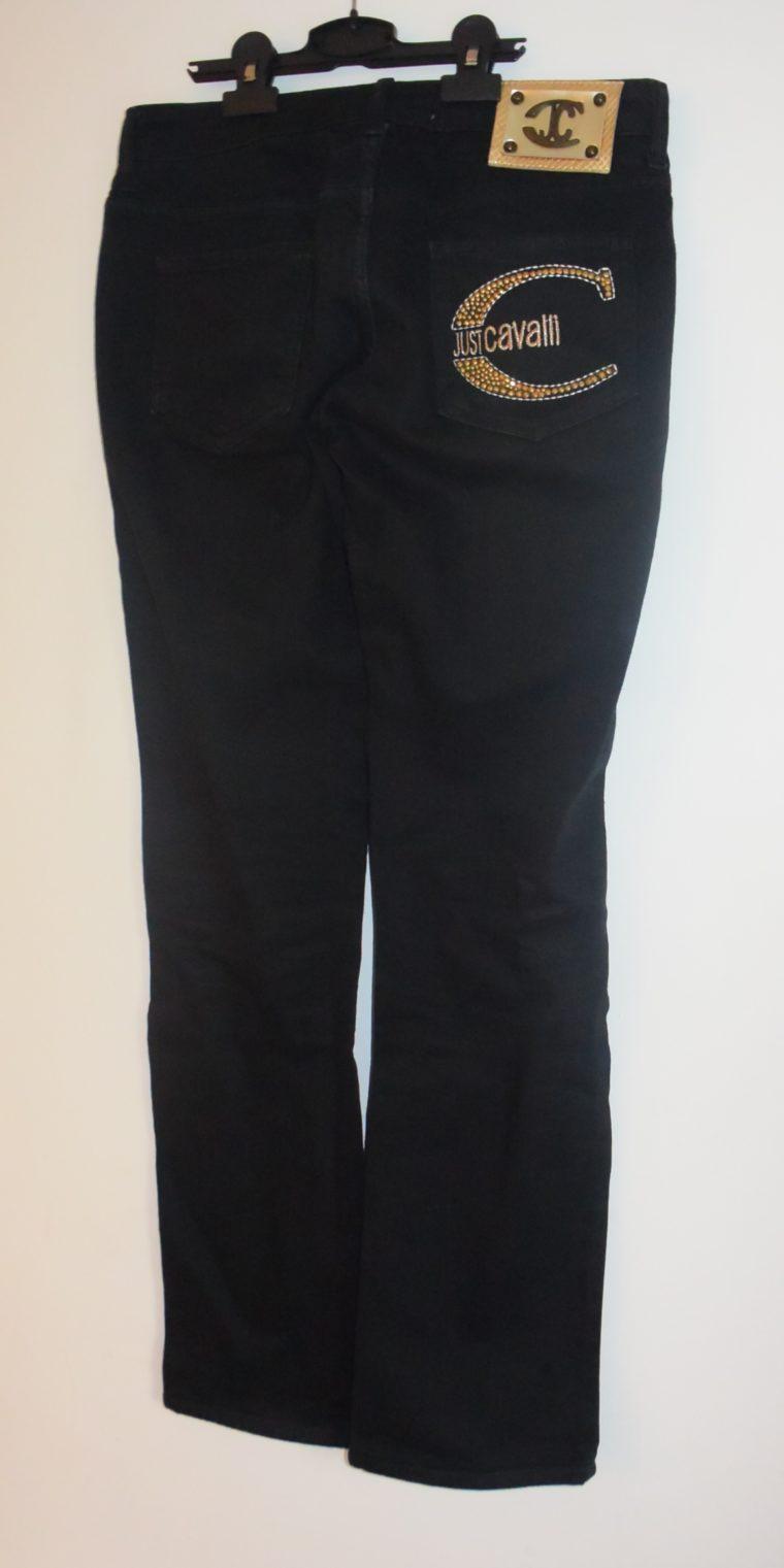 Cavalli Hose Jeans schwarz 27-0