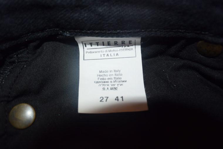 Cavalli Hose Jeans schwarz 27-10878