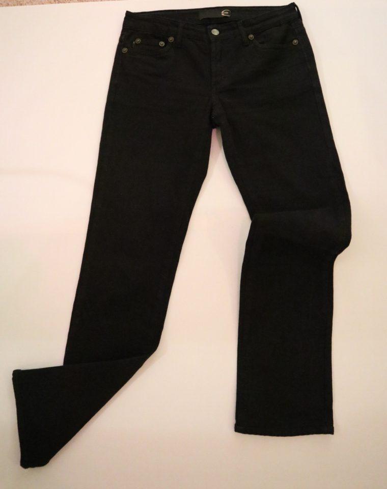 Cavalli Hose Jeans schwarz 27-14721