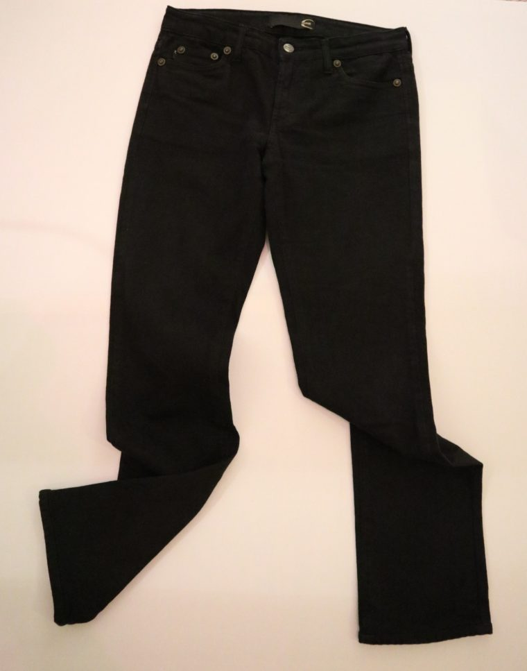 Cavalli Hose Jeans schwarz 27-14722