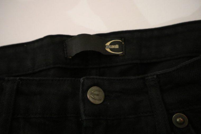 Cavalli Hose Jeans schwarz 27-14719