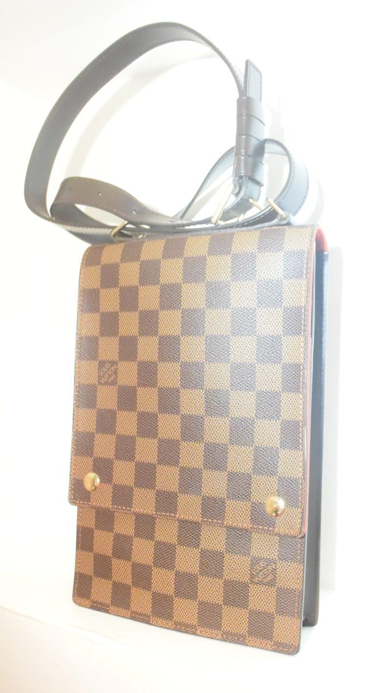 Louis Vuitton Tasche Portobello Damier Ebene-0
