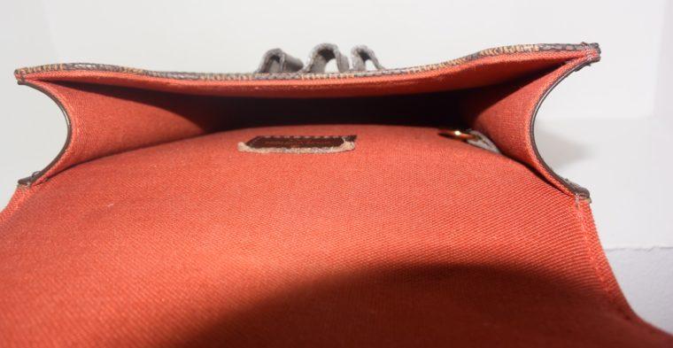 Louis Vuitton Tasche Portobello Damier Ebene-11078