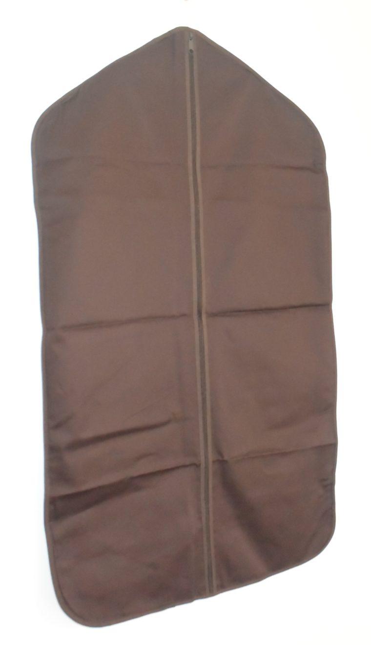 Louis Vuitton Kleidersack Kleiderhülle braun Stoff -11864