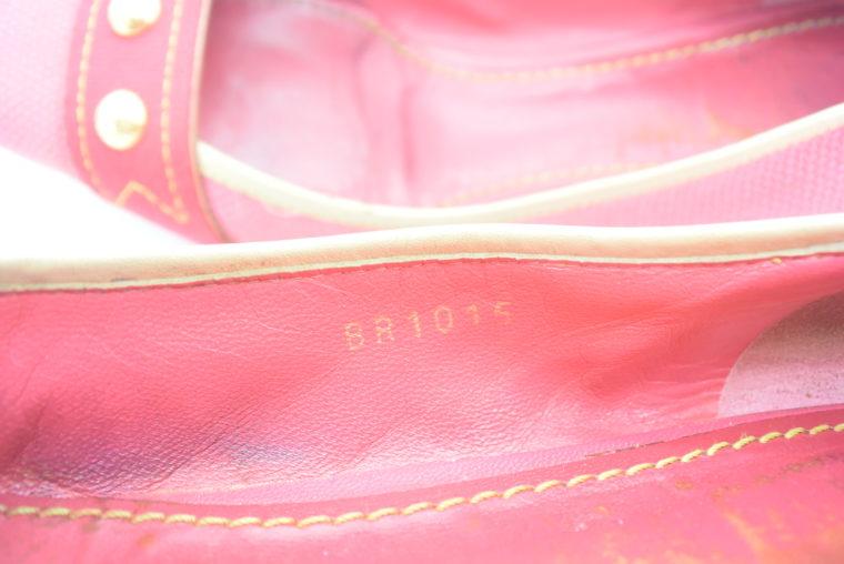 Louis Vuitton Ballerinas 38 pink rosa-11880