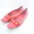 Louis Vuitton Ballerinas 38 pink rosa