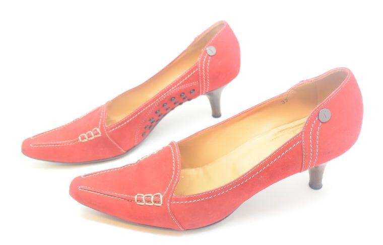 Tods Schuhe Pumps rot 37-0