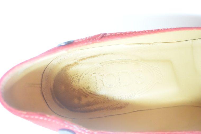 Tods Schuhe Pumps rot 37-12100