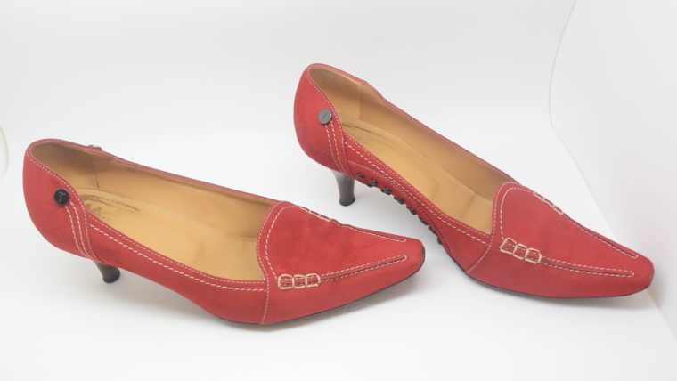 Tods Schuhe Pumps rot 37-12102