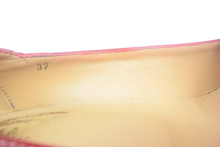 Tods Schuhe Pumps rot 37-12104