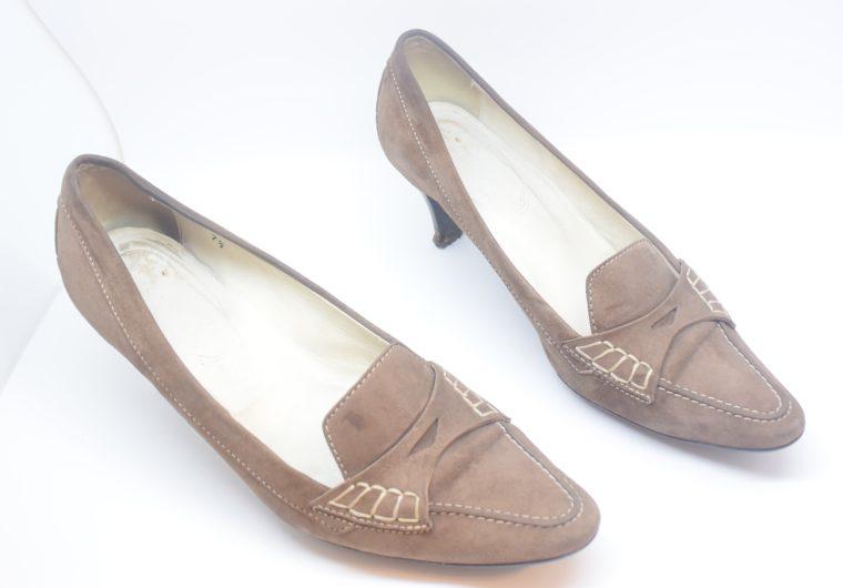 Tods Schuhe Pumps braun 37-12107