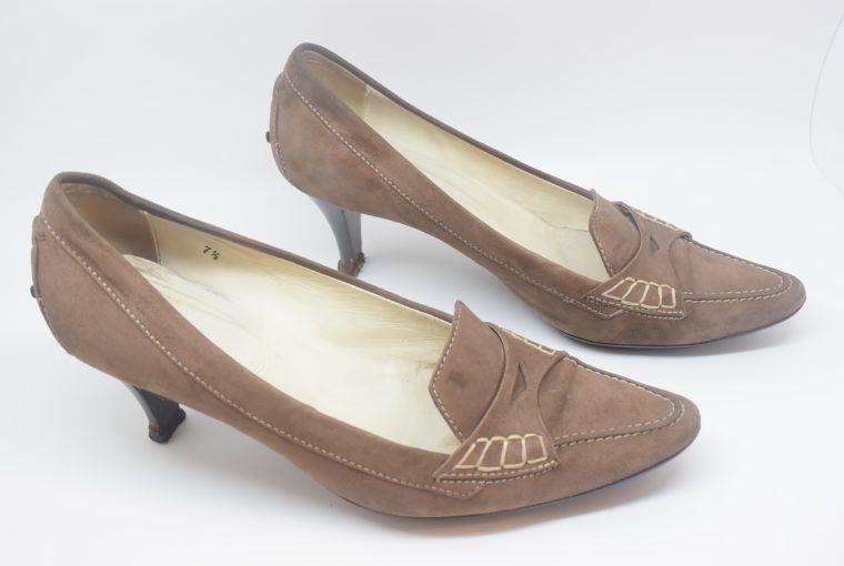 Tods Schuhe Pumps braun 37-0