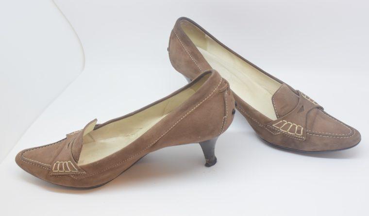 Tods Schuhe Pumps braun 37-12108
