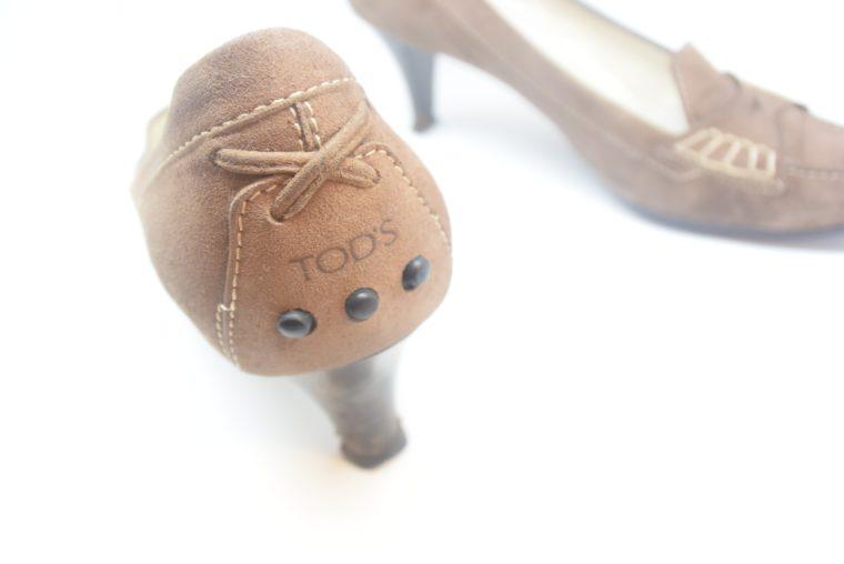 Tods Schuhe Pumps braun 37-12112